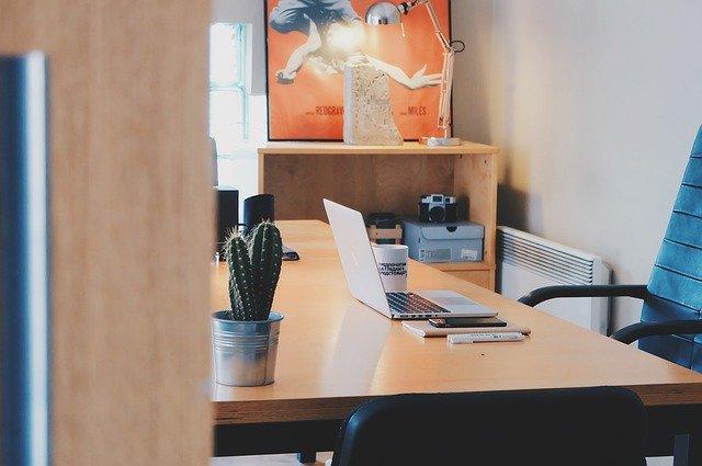 oficina vacia