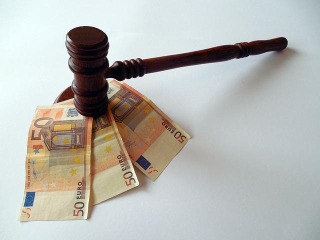 juez dinero